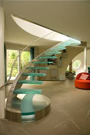 Glass Staircase Design Unique Glass Staircase Designs Floating Staircase Ideas Glass