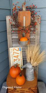 85 pretty autumn porch decor ideas digsdigs add wheat and other products of harvest to your fall arrangments
