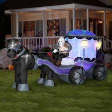 Inflatable Halloween Decorations Outdoor Inflatable Halloween Decorations Webnuggetz Com