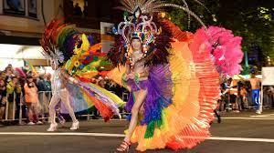 mardi gras parade floats float to join sydney mardi gras parade in partnership deal