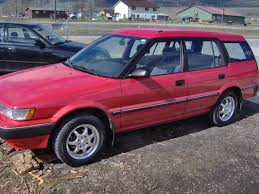 daily turismo appealing or appalling 1992 toyota corolla all
