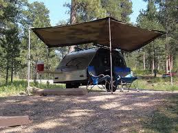 Fox Awning Tc Teardrop Camping Trailers Models