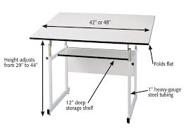 Drafting Table Storage Workmaster Drafting And Drawing Tables Jerry S Artarama
