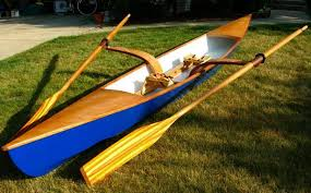 Wooden Row Boat Plans Free by 17 U0027 Sculling Skiff Recreational Rowing Shell Boatdesign