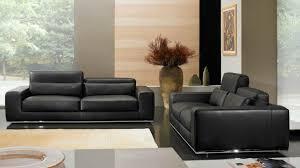canapé cuir contemporain design salon canape moderne