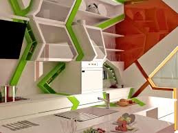 kitchen cabinet interior design green white kitchen cabinets interior design ideas