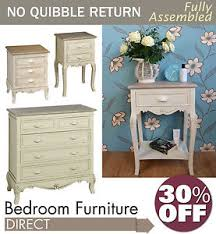Country Chic Bedroom Furniture Shabby Chic Bedroom Furniture Country Chest Of Drawers Bedside