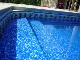 Pictures Of Inground Pools by Bohemia Premium Liner For Inground Swimming Pools Poolstore Com