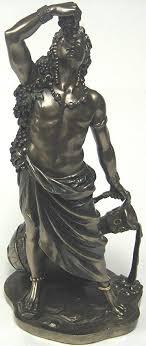 dionysus greek god statue amazon com dionysus bucchus greek roman god of wine statue real
