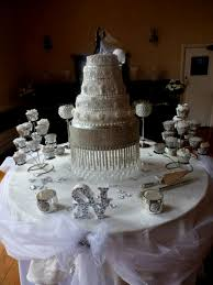 simple wedding cake table decorations wedding party decoration