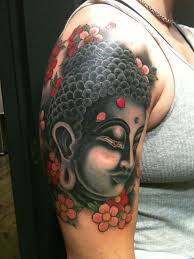 Buddhist Flower Tattoo - chris nunez tattoo gallery mike rubendall professional tattoo