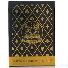 massa premium casino black gold linen size
