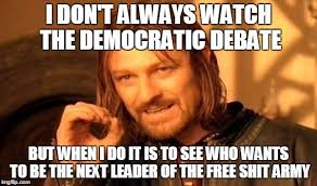 Democratic Memes - one does not simply meme imgflip