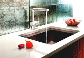 white sink black countertop bathroom best farmhouse kitchen sinks reviews with appealing metal
