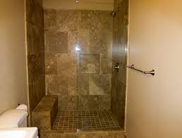 shower mold on natural stone tile and grout cleaning greenwood