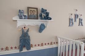 nursery wall shelf with pegs