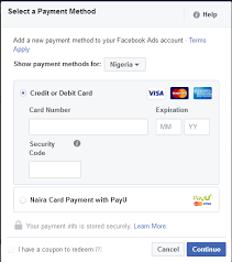 pay for facebook ads in naira with pictures webmasters nigeria