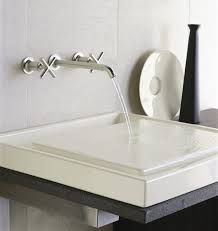 Wall Mounted Faucet Kitchen Kohler Kitchen Sink Faucets Sinks And Faucets Gallery