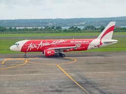airasia ngurah rai airport air asia airbus a320 at ngurah rai airport denpasar bali