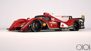 ferrari prototype f1 ferrari make this stunning lmp1 car right now