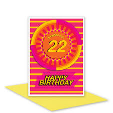 personalised happy birthday card name u0026 age edit for sister