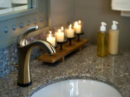 bathroom sink faucets hgtv