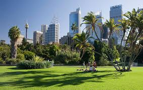 Botanic Garden Sydney Royal Botanic Garden Sydney The Royal Botanic Gardens Tourism