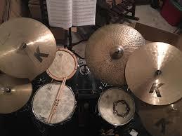 zildjian k light flat ride 20 new cymbal day 20 k light flat ride drums