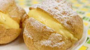 cuisine choux vanilla choux crème vanilla republic