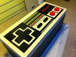 Nintendo Controller Coffee Table Functional Nes Controller Coffee Table Hackaday