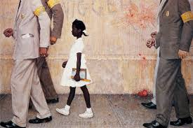 the problem we all live with ruby bridges norman rockwell