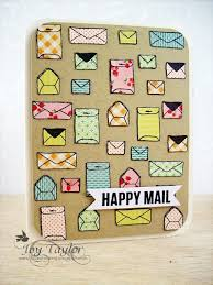 171 best creative mailing ideas images on happy mail