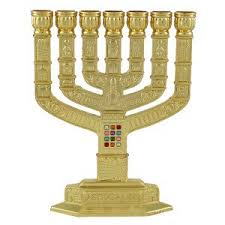 7 branch menorah 7 branched menorahs for sale candelabra judaica web store