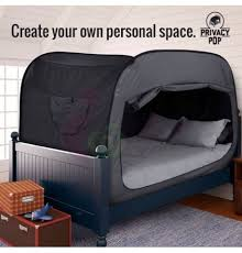 privacy pop tent bed privacy pop bed tent single size iwady com