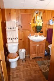 Log Cabin Bathroom Ideas Images About Hi Ranch On Pinterest Raised Kitchen Split Level