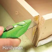 Repair Kitchen Cabinet Kitchen Cabinets 9 Easy Repairs Family Handyman