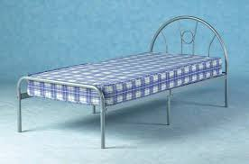 Iron Single Bed Frame Metal Single Bed Frame Beds Metal Single