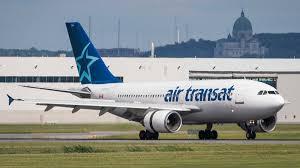 avion air transat siege un avion d air transat fait demi tour tva nouvelles