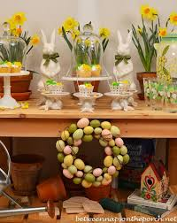 Outdoor Easter Party Decorations by 117 Best Easter Outdoor Decor Images On Pinterest Easter Ideas