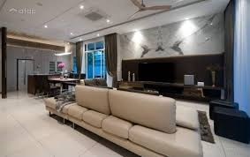 Living Room Design Ideas In Malaysia Contemporary Modern Living Room Semi Detached Design Ideas