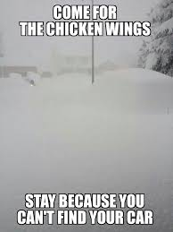 Funny Snow Memes - winter whack nation faces arctic chill 6 feet of snow hit buffalo