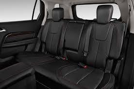 gmc terrain back seat 2013 gmc terrain reviews and rating motor trend
