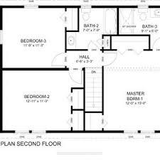 traditional floor plans traditional floor plans house plan open master bedroom design 5