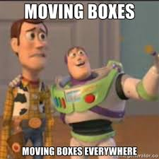 Moving Out Meme - t minus eleven days imperfect but loved
