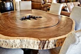 custom round dining tables dining tables best wood slab dining table design wood slab table to