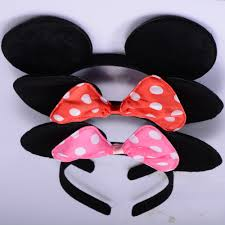 Minnie Mouse Halloween Birthday Party by Compare Prices On Minnie Mouse Red Headbands Online Shopping Buy