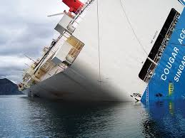 List Of Ship Sinkings by How To Pull A Sinking Ship From The Rocks Video U2013 Gcaptain