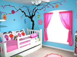 Amazing Kids Bedroom Paint Ideas Contemporary Home Decorating - Wall paint for kids room