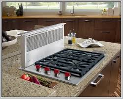 Design Ideas For Gas Cooktop With Downdraft Gas Cooktop With Downdraft Country Kitchen Pinterest Kitchens