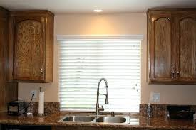 kitchen blinds and shades ideas kitchen window shades omiyage